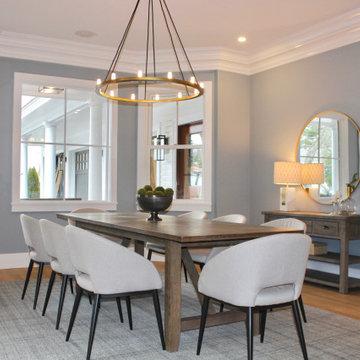 Luxury W. Newton Property Staged & Sold Immediately