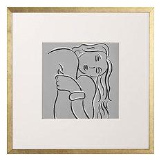 """""""Women of the Modern World No. 4"""" Artwork"""