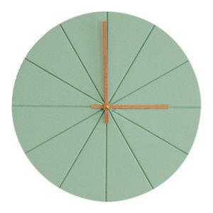 VonHollstein. Wall Clock, Green