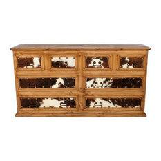 Jasper Western Dresser, Chocolate Wax