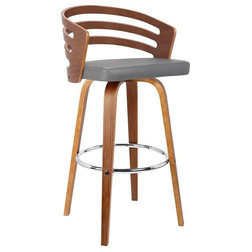 Midcentury Bar Stools And Counter Stools by Luxx Kitchen and Bath