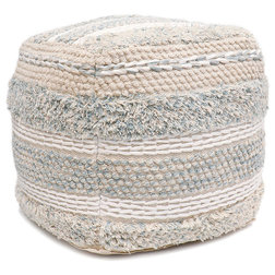 Contemporary Floor Pillows And Poufs by Pasargad Home