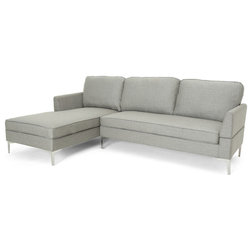 Contemporary Sectional Sofas by GDFStudio