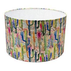Contemporary and modern lampshades shop houzz uk cristina colourful cacti pendant lamp lampshades aloadofball Images