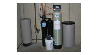 McHenry, IL Iron Filter System