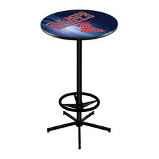 Ole' Miss Pub Table 28-inch