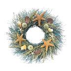 Starfish Ocean Wreath, Small