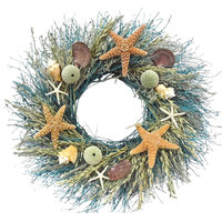 Starfish Ocean Wreath, Small