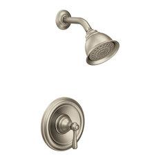 Moen Kingsley Brushed Nickel Posi-Temp(R Shower Only T2112EPBN