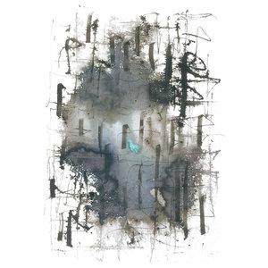 """Splash"" Paper Print by Ylva Skarp, 30x40 cm"
