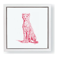 """""""WILD CHILD-Cheetah"""" by John Banovich Limited Edition Giclee, Canvas, 12"""