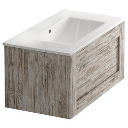 Farmhouse Bathroom Vanities And Sink Consoles by Luxury Bath Collection