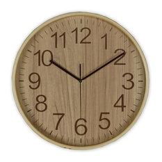 - RELOJ DE PARED MADERA - Relojes de pared
