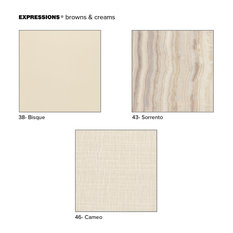 Trasolid Expressions Shower Color Kit, Brown/Cream