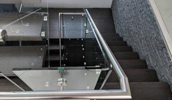 Center Stringer Staircase