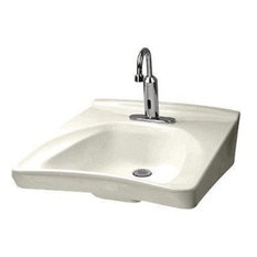 """Toto LT308 Reliance Commercial 20-1/2"""" Wall Mounted Bathroom Sink with Single F"""
