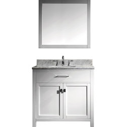 Transitional Bathroom Vanities And Sink Consoles by Virtu USA