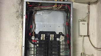 NEW ELECTRICAL SERVICE