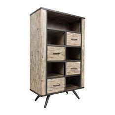 jofran american bookcase bookcases