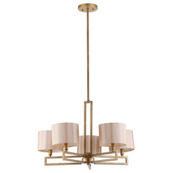 Transitional Chandeliers by Safavieh