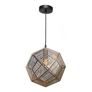Renwil Inc LPC139 Skars - One Light Small Pendant