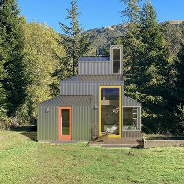 Marin County Tiny House & ADU
