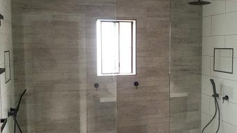Open Bathroom Space