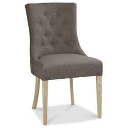 Transitional Dining Chairs by Houzz