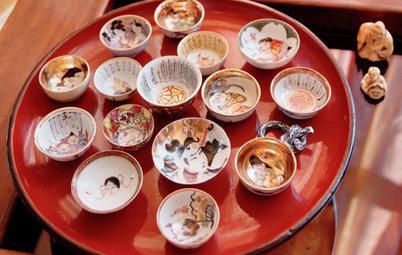 Prêt-à-porter: Keramik und Porzellan beim Schaulauf in der Wohnung!