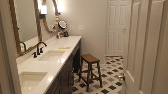 Farmhouse Chic Bathroom Remodel