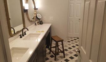 Farmhouse Chic Bathroom Remodel