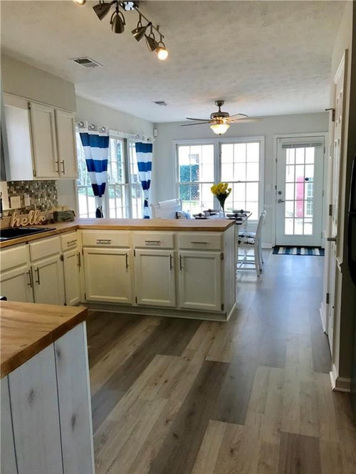 should i seal or add poly to my butcher block countertops. Black Bedroom Furniture Sets. Home Design Ideas