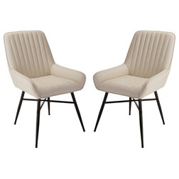 Midcentury Dining Chairs by Glitzhome