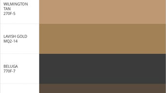 My BEHR® Color Palette