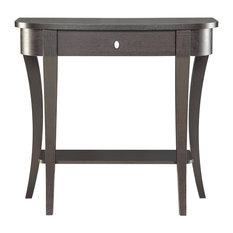 Convenience Concepts   Newport Console Table, Espresso   Console Tables