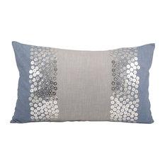 Nautica Shimmer 20x12 pillow