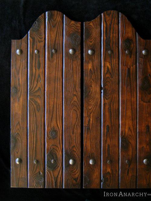 Custom Western Swinging Saloon Doors - Interior Doors & Custom Swinging Saloon Doors Pezcame.Com