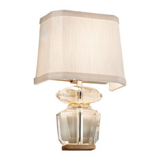 Queen Bee Wall Sconce, Gold Leaf Finish with Polished Stainless Accents