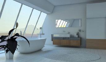 Rotbach am Tegernsee - Badezimmer Designboden, White Oak