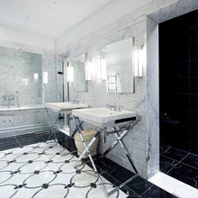 Traditional Style Bathrooms