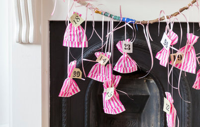 11 Christmas Advent Calendars to Craft at Home