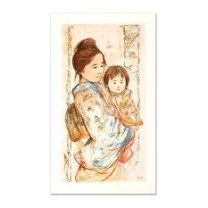 """Children's Day"" Art, Hibel, 1917-2014"