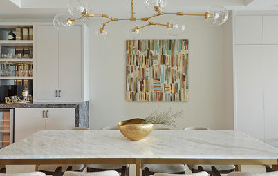 Houzz Tour: This Renovated Condo Gleams in a New Light
