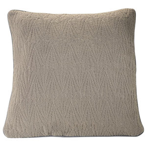 Southall Bedspread, Taupe, Cushion 50x50 cm