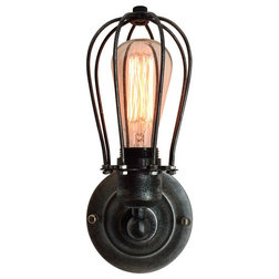 Industrial Wall Sconces by Lami Light