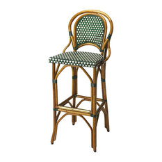 Wicker Rattan Bar Stools And Counter Stools Houzz