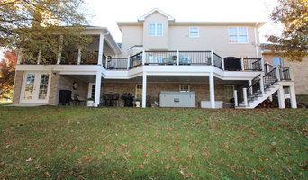Outdoor Living Area - Roanoke