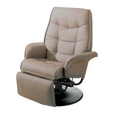 Additional Comfort Glider Chair, Beige
