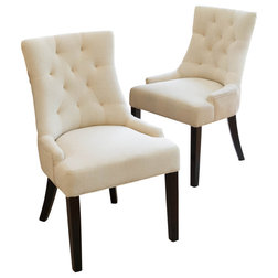 Transitional Dining Chairs by GDF Studio