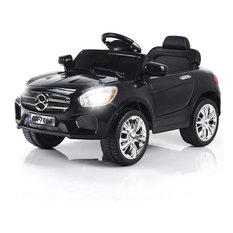 Costway 6V Kids Ride On Car RC Remote Control Battery Powered w/ LED Lights MP3